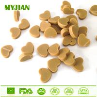 Heart Shaped Dog Dental Chews MJY12 Bulk and Wholesale Dry Pet and Dog Food Dog Training Treats Dog Food OEM and Private Label