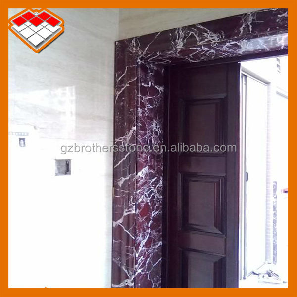 Red marble natural turkey rosso levanto marble slab buy for Granite a frame plans