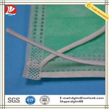 face mask use nose wire for sale with double matel and two sides