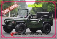 EPA Certificate 110CC 4 Wheeler ATV Quad