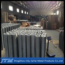 (15 years factory)Welded chicken cage wire mesh