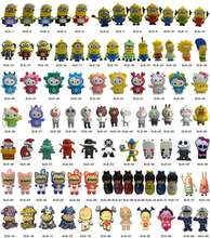 2014 new Free DHL/EMS 100pcs/Lot 20000 style Wholesale (100 mixed choosing) Enough Cartoon Cute USB Flash Memory Stick Pen Drive