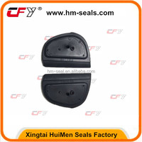 Rubber Gasket seal for Mercedes Benz W210 Power mirror rubber pad 2000 2001 2002