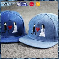 New and hot top quality wholesale tweed snapback hat for wholesale