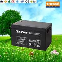Deep Cycle 12V 250Ah UPS Battery For UPS Made In China