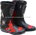 motocicleta de la motocicleta botas de montar botas para hombre de la policía botas de motociclista de cuero de