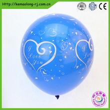 christbaumschmuck Haus dekoration luftballons