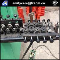 Automatic Hog Ring Staples Steel Round Making Machine
