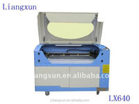 CE ISO usb small laser cutting machine for co2 rachel steele tube video