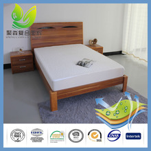 Comfortable sleepin area bubble shape anti-dustmite anti-bacterial waterproof mattress protector for family
