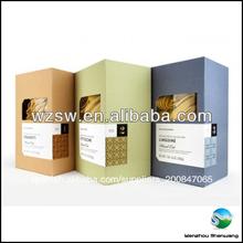 reciclado de envases de alimentos caja