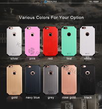 2015 newest mobile phone accessories travel style cell phone case cover for iphone 6/6s plus