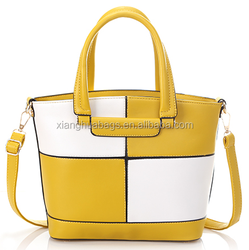 Good looking woman shoulder bags PU leather fashion lady handbags 2015 new arrival bags