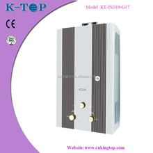 High quality low pressure flue type gas heater boiler for Russia market