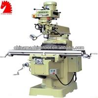 2014 new product 4S universal knee type milling machine