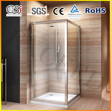 Spare parts shower enclosure hinged door 800x800 EX-308