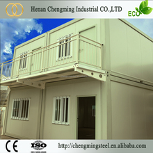 Ready Made Antiseismic Comfortable Container House 20Ft Transformed