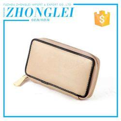 Customized Size Folding Custom Key Holder Wallet
