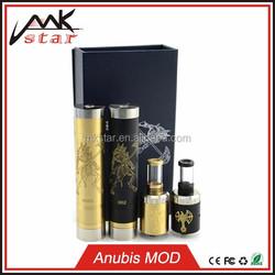 New vapor mod clone Anubis mod brass details parts in stock