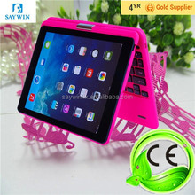 Golden Supplier High Quality 360 Rotation Bluetooth Wireless Keyboard case For ipad Air 2/For iPad 6