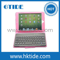 Gtide KB554 keyboard case for apple ipad mini 3 colorful choices