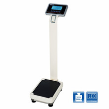 440lbs 200kg digital Column Scale Type height and weight checker