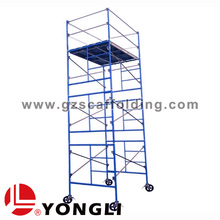 Guangzhou Mobile Tower Mason Ladder Frame Scaffolding