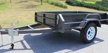 Fully Welded Cargo Cage Trailer With Tipping 2180x1580mm