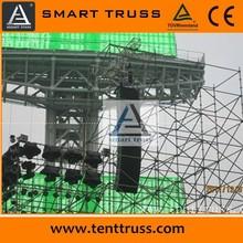 Sistema de iluminação truss