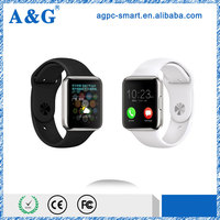 2015 new arrival Smart Bluetooth watch mobile phone for IOS/Android
