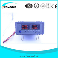High Precision 0.5 DC power meter Single Phase power Analyzer Support data locking Measured value is TRMS