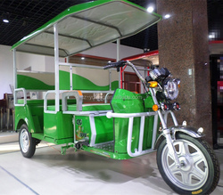 2015 newest electric tricycle for passenger YuFeng