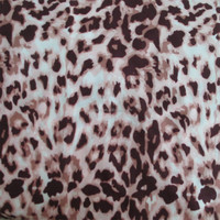 New 92 polyester 8 spandex animal leopard custom fabric printing for swimwear,bikini,ligerie