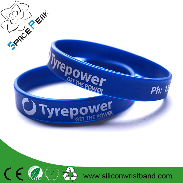 Custom Rubber Bracelets & Paper Wristbands