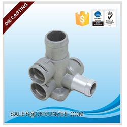 factory aluminum die casting customized supplier auto parts motorcycle