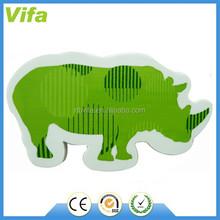 customized animal shaped erasers