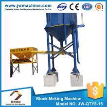 Superior service 39.1KW 380V foam hydraulic block machine