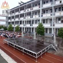 1.22*1.22m /4ft*4ft Top quality Plywood Platform Aluminum Modular Stage