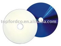 Full Face Glossy Printable DVD R 4.7GB 16X