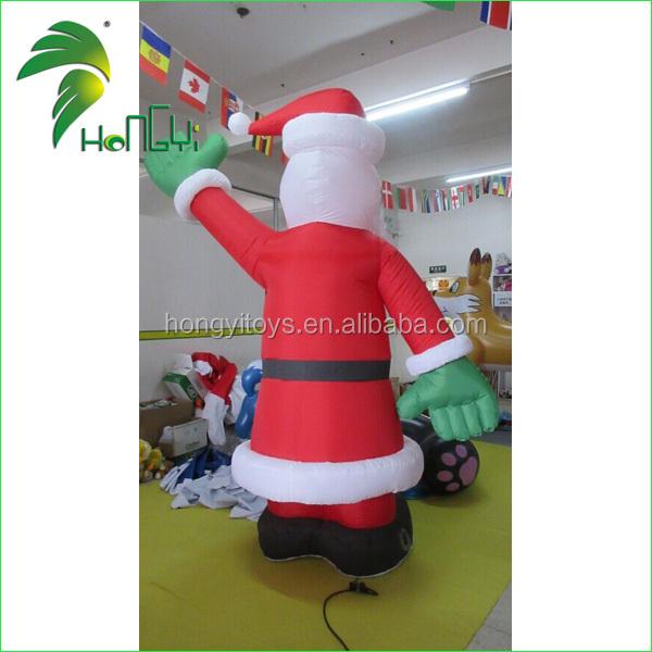 Santa Father Shape Christmas (9)