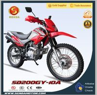 China New Hot 200CC Dirt Bike Off-road Made in China for Cheap Sale SD200GY-10A