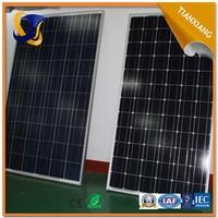 TIANXIANG factory best service Solar Module Mono Black Silver Pv Module Mono 60cells
