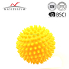 small spiky rubber massage ball