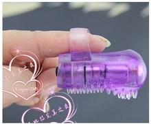 Mini Finger Vibrator G-spot Clitoral Vagina Nipple Massager Vibration Full body for Women Adult Toy
