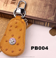 New year gift 2016 business promote leather key bag/ key case