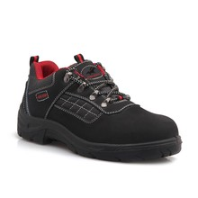 Construction and resistant safety shoes\steel plate sandal boot