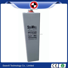 OPZV battery solar gel battery 2v 600Ah for UPS application