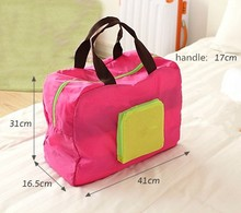 New Promotional Oxford Polyester Foldable Tote Bag and beach bag