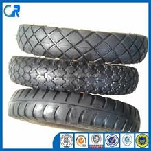 manufacturer cheap 4.00-8 air pneumatic inflatable wheel barrow tire