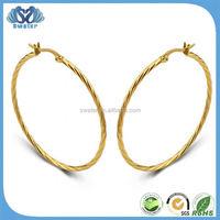 India Hoop Earrings One Gram Gold Earrings Designs Jewelry